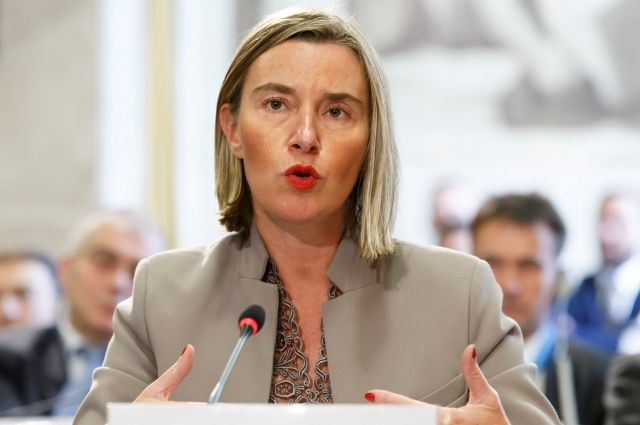 Могерини назвала сохранение ДРСМД общим интересом России и Евросоюза