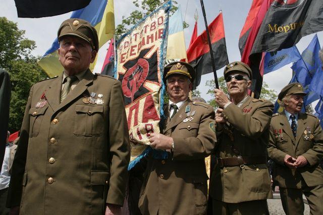 В Украине воинам УПА и ОУН предоставят специальные льготы