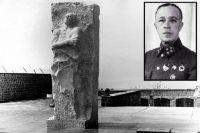 Памятник на территории бывшего концлагеря Маутхаузен