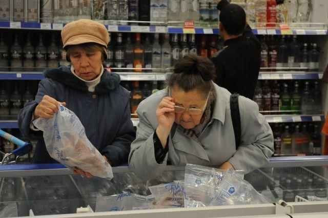 Потребительские расходы растут быстрее доходов.