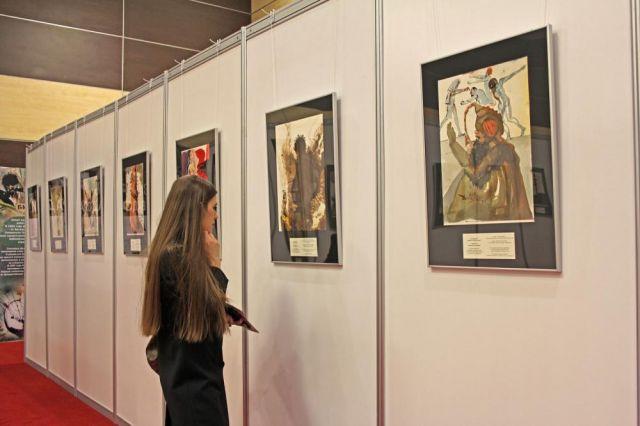 «Сюрреализм – это Я»: оренбуржцы увидят подлинники Дали в музее ИЗО