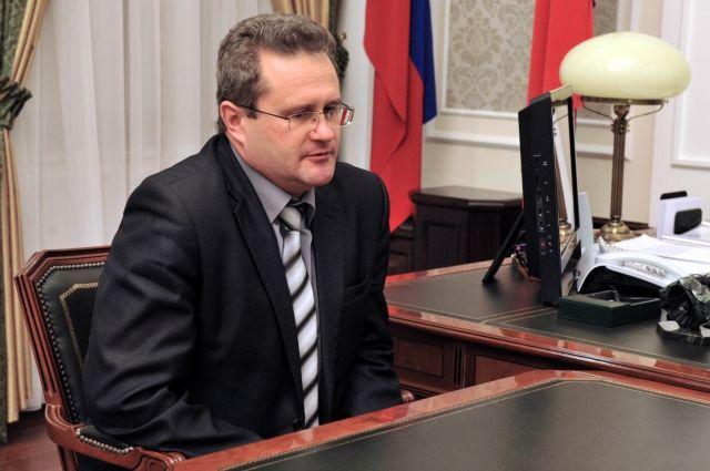 Глава Москаленского района ушёл со своего поста по собственному желанию