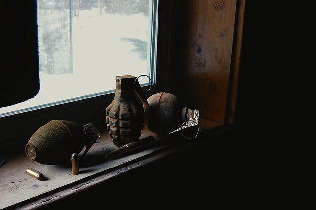 В Оренбурге ученик 3 класса принес в школу предмет, похожий на гранату