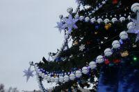 Открытие главной городской елки состоится 26 декабря.
