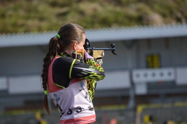 Валерия Васнецова стреляла без промахов.