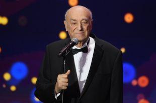 Владимир Этуш после болезни вышел на сцену Вахтанговского театра