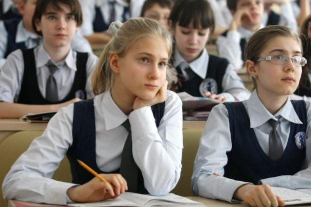 Школа тюменского села Перевалово отметила свой юбилей