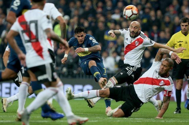 «Ривер Плейт» стал обладателем Кубка Либертадорес-2018