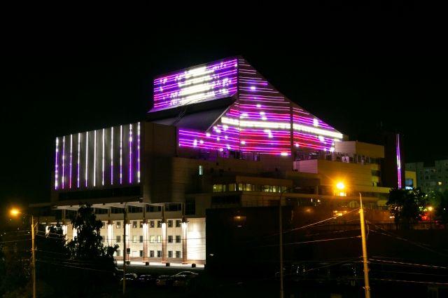Красноярск может стать столицей световых представлений.
