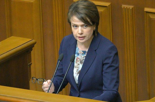 Гриневич рассказала о нюансах повышения зарплат учителей в 2019 году