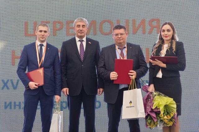 Проекты Оренбургнефти отмечены на Международном Евразийском форуме.