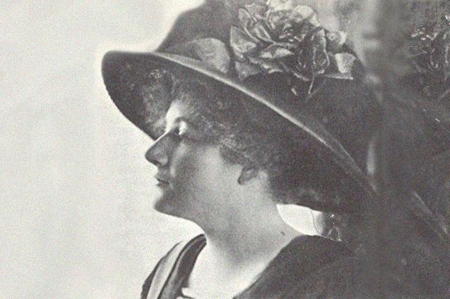 Дороти Арнольд. Фотография 1910 года.