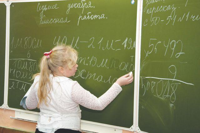 В Новосибирске в 2019 году появится три школы.