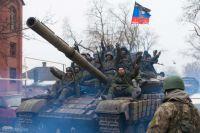 Группировки «ДНР» готовят технику к активному противостоянию, - МинВОТ