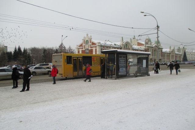 Теперь конечная остановка 10-го троллейбуса - не