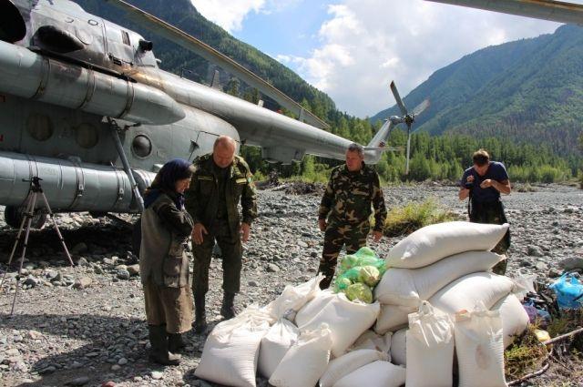 Губернатор Кемеровской области пообещал помочь отшельнице.