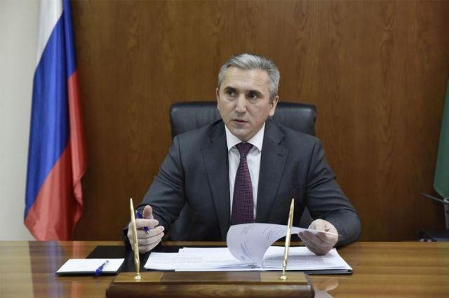 Александр Моор в прямом эфире ответил на вопросы жителей региона