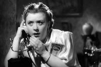 Мария Миронова в водевиле «Преступление и наказание» (1940)