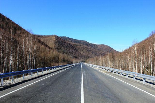 На трассе Лидога-Ванино, сотовым сигналом покрыты 163 километра.
