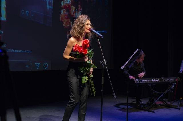 Екатерина Хлебникова.