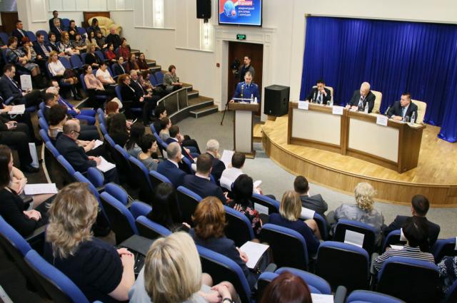 В Салехарде обсудили меры по борьбе с коррупцией