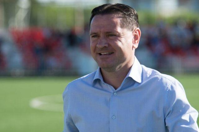 Аленичев продолжит работу с командой.