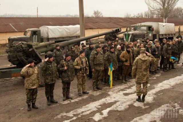В Украине для военнослужащих отменили один из налогов