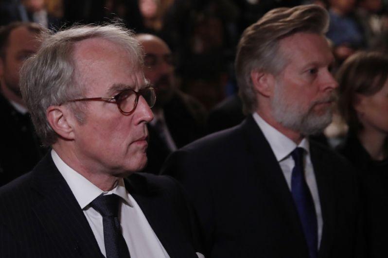 Чрезвычайный и полномочный посол Федеративной Республики Германия в Российской Федерации Рюдигер фон Фрич.