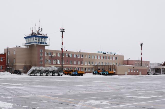 В аэропорту Нового Уренгоя оптимизировали работу грузового терминала