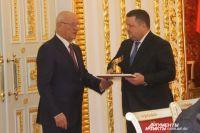 Компания впервые приняла участие в конкурсе и рсзу же стала бронзовым призером.