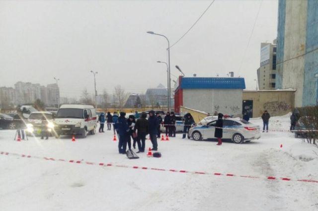 В Комсомольске сбили ребенка.