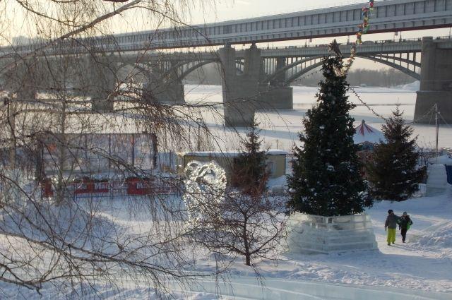 Общественный транспорт Новосибирска будут ремонтировать.