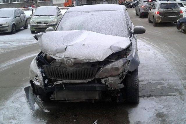 По факту аварии проводится проверка.