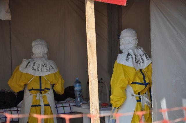 В Конго количество заразившихся Эболой достигло 500 человек