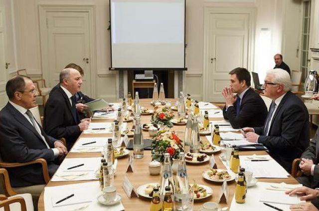 В Берлине прошла секретная встреча в Нормандском формате по вопросу Азова