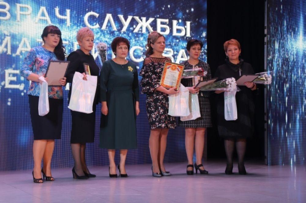 Торжественная и волнительная церемония награждения победителей конкурса.