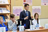 Губернатор Ямала рассказал школьникам о главном документе страны