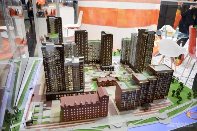 На 100+ Forum Russia показали будущие кварталы Екатеринбурга.