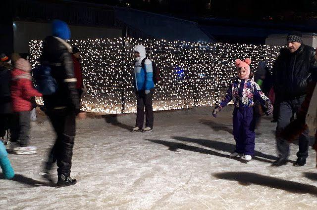 В Тюменском районе откроют более десяти ледовых площадок