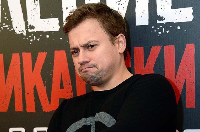 Актер Андрей Гайдулян.