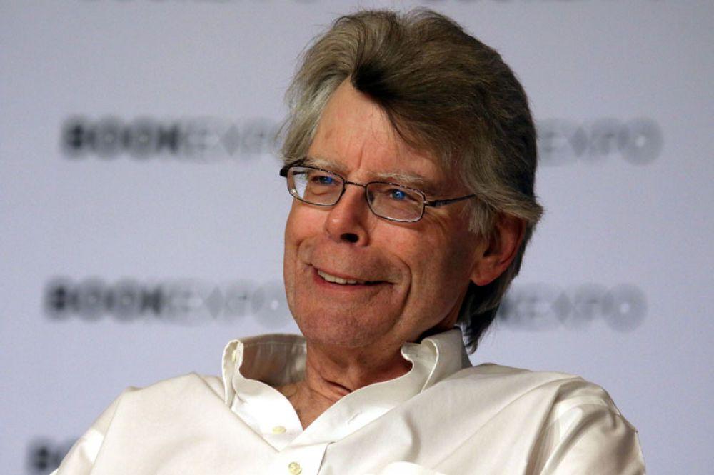 Стивен Кинг — 27 млн долларов. Писатель почти удвоил свои доходы по сравнению с прошлым годом благодаря экранизации своего романа 1986 года «Оно».