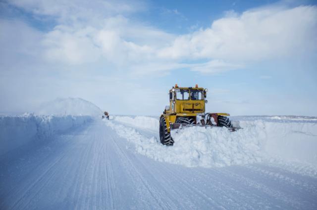 Зимник «Уренгой – Красноселькуп» откроется 12 декабря с 20 часов