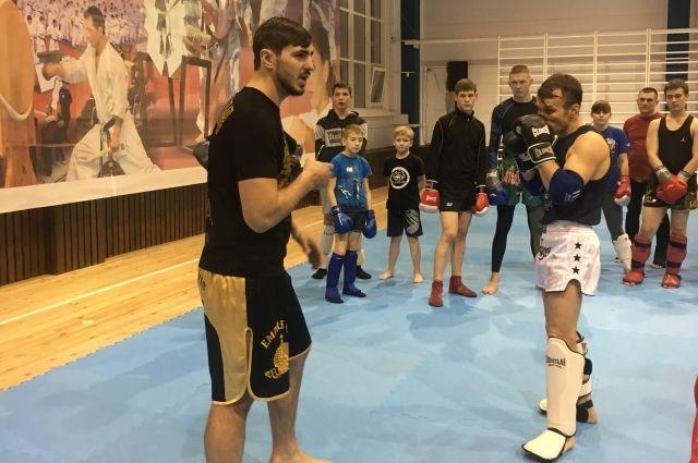 Бесплатный мастер-класс прошёл в Перми 11 декабря.