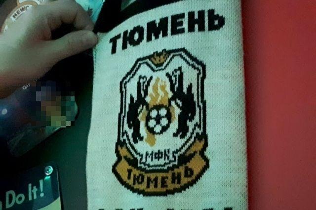 Тюменский футбольный клуб покинут шесть игроков
