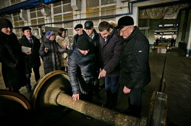 В Оренбуржье продолжают пытаться сохранить орские заводы