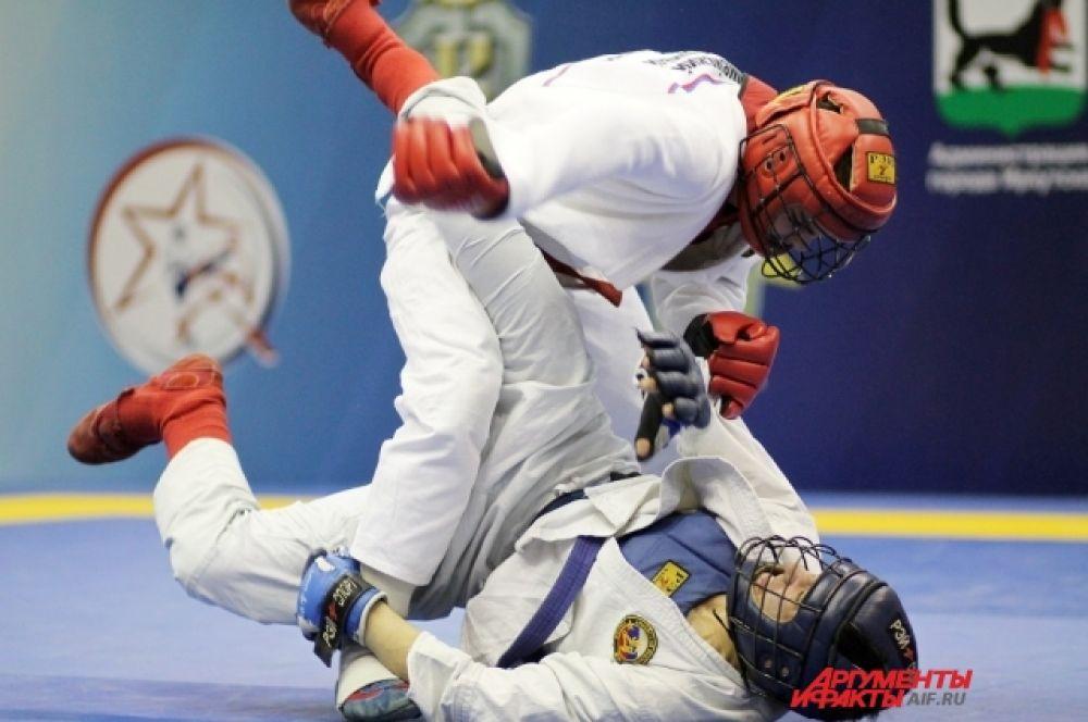 Иркутский турнир является одним из самых значимых и зрелищных.