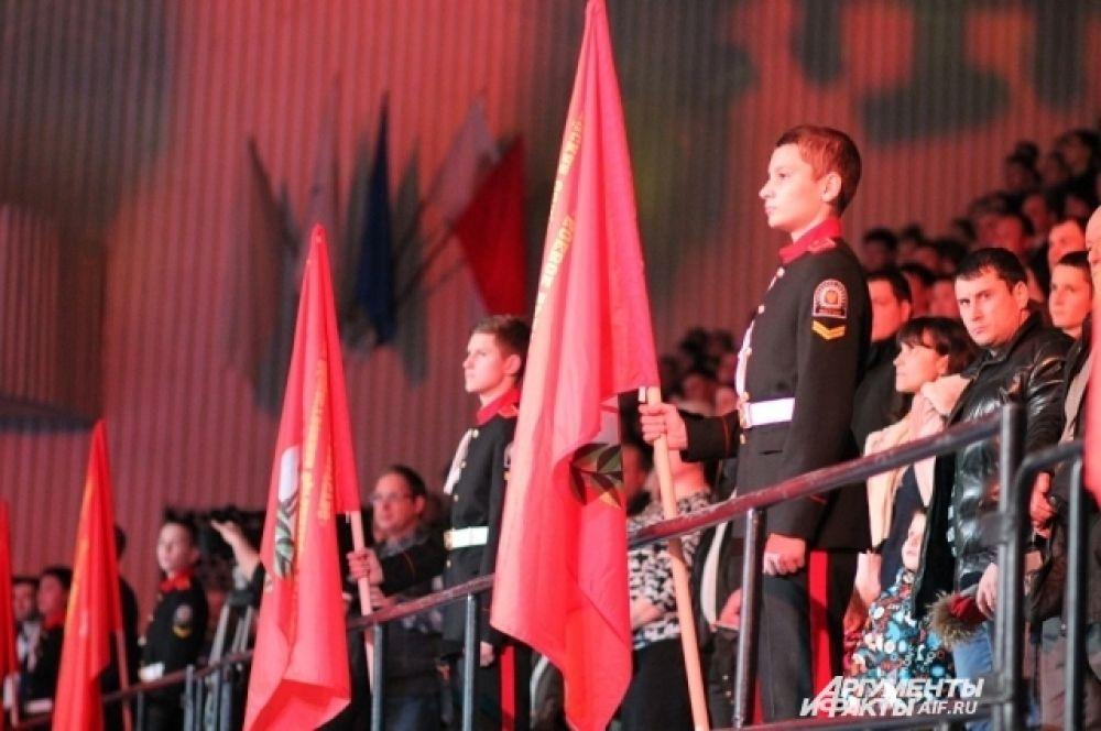 Иркутская область была представлена двумя командами.