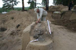 Благодаря археологам мы можем изучать древнюю историю.