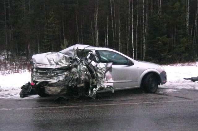 ДТП с погибшими на трассе Хабаровск-Владивосток.