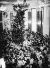 Новогодняя ёлка в ДК им. Свердлова, 1982 г.